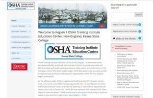 Osha Training Institute