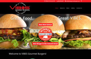 VIBES Gourmet Burgers